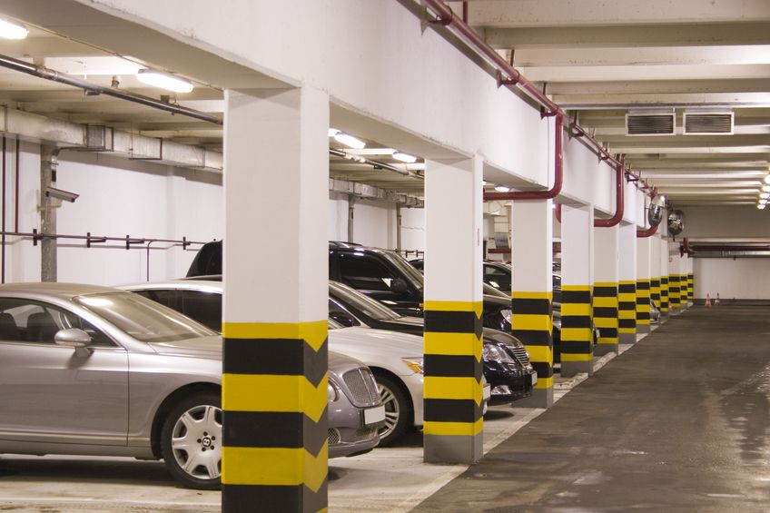 Residential Property Parking - Anton Systems
