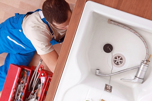 Updating the kitchens and bathrooms - Anton Systems