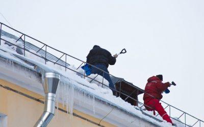Winter Property Maintenance - Anton Systems