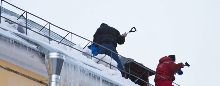 Winter Property Maintenance - Anton Systems